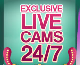 exclusive livecams 24/7
